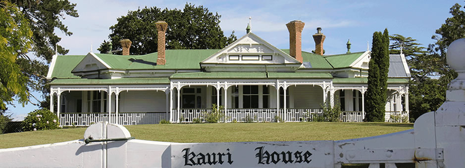 Kauri House Lodge Bed And Breakfast Accommodation In Dargaville New Zealand